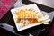 Free Apple Cheese Cake Royalty Free Stock Photos - 27133288
