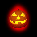 Free Scary Pumpkin Royalty Free Stock Photography - 27140077