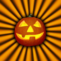 Free Scary Pumpkin Royalty Free Stock Image - 27140096