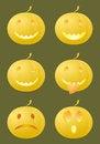Free Halloween Smiles Royalty Free Stock Photo - 27141195