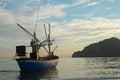 Free Small Fishing Boat Royalty Free Stock Photo - 27143895