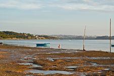 Free Boat On Beach Royalty Free Stock Photos - 27142608