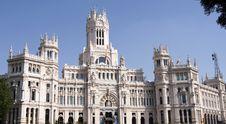 Free Mayor Palace In Madrid Royalty Free Stock Image - 27146336