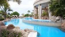 Free Tenerife Luxury Hotel Stock Image - 27146631