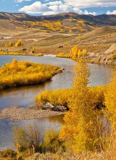 Free Autumn In Colorado Royalty Free Stock Photos - 27147018
