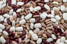 Free Beans Royalty Free Stock Photo - 27149955