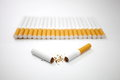 Free Cigarettes Royalty Free Stock Photos - 27153718