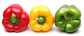 Free Paprika Three Colors. Royalty Free Stock Images - 27159109