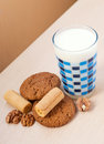 Free Cookies And Milk Stock Photos - 27162083