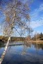 Free Autumn Lake Stock Photography - 27163252
