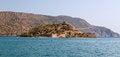 Free Crete Spinalonga Fortress Greece Royalty Free Stock Image - 27168416