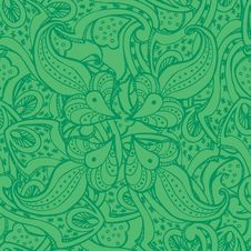 Free Seamless Abstract Hand-drawn Pattern Stock Image - 27161571