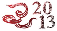 Free Snake - A Symbol Of 2013 Stock Photo - 27163680