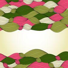 Free Abstract Invitation Card Stock Image - 27168681