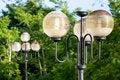 Free Street Lamp Close Up Stock Photos - 27171953
