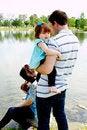 Free Family At Park Royalty Free Stock Image - 27172956