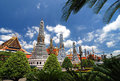 Free Wat Phra Kaew. Royalty Free Stock Photo - 27175735