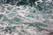 Free Splash Of Seawater With Sea Foam Stock Photo - 27172570