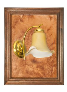Free Lamp In The Frame. Stock Images - 27176984