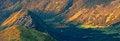 Free Panorama Of The Mountain Summi Stock Photo - 27180870