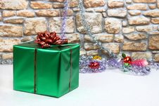 Free Christmas Gift Stock Photo - 27181110