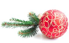 Free Christmas Bauble Royalty Free Stock Photography - 27182017