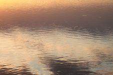 Free Sunrise Lake Stock Image - 27183961