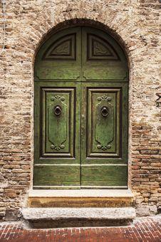 Free Door Stock Photography - 27187192