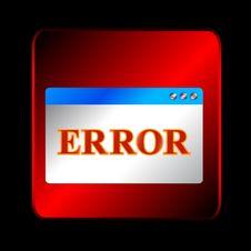 Free Error Symbol Stock Image - 27189491