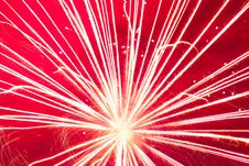 Free Sparkler Detail Royalty Free Stock Images - 27192259