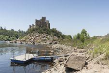 Free Castle Of Almourol Stock Photos - 27192403