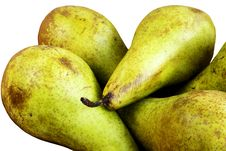 Free Pears Royalty Free Stock Photography - 27193567