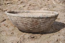 Free Bamboo Fish Trap Royalty Free Stock Image - 27194696