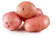 Potatoes. Royalty Free Stock Photo