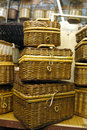 Free Wickerwork Baskets Stock Images - 2727494