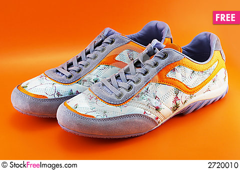 Free Woman Lifestyle Shoes Stock Photo - 2720010