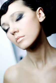 Free Beautiful Young Woman Stock Photos - 2720313