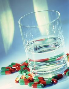 Free Pill Stock Photo - 2720450