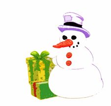 Free Snowman Stock Images - 2720804