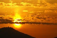 Free Sunset Stock Image - 2721141