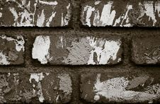Free Brick Background II Stock Photos - 2723343