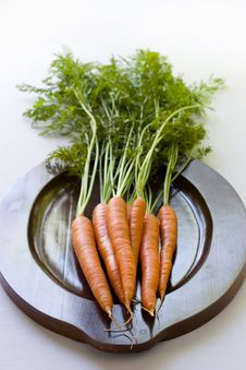 Free Fresh Carrots Stock Images - 2723424