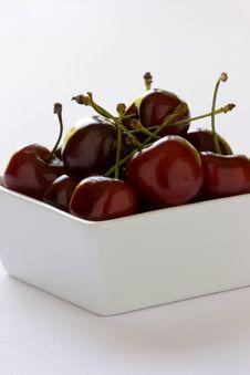 Free Bing Cherries Royalty Free Stock Photos - 2723498