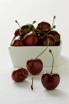 Free Bing Cherries Stock Image - 2723511