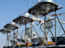 Free Fishing Lamps Stock Image - 2723851