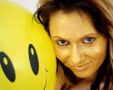 Free Smile... Stock Photos - 2724893