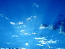 Free Skies Royalty Free Stock Images - 2725039