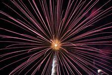 Free Fireworks Royalty Free Stock Photo - 2725695