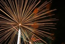 Free Fireworks Stock Photography - 2725792