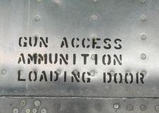 Free Gun Ammunition Stock Photography - 2726022